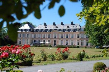 Restaurant Sassetot le Mauconduit Les 3 Roses, Chateau de Sissi