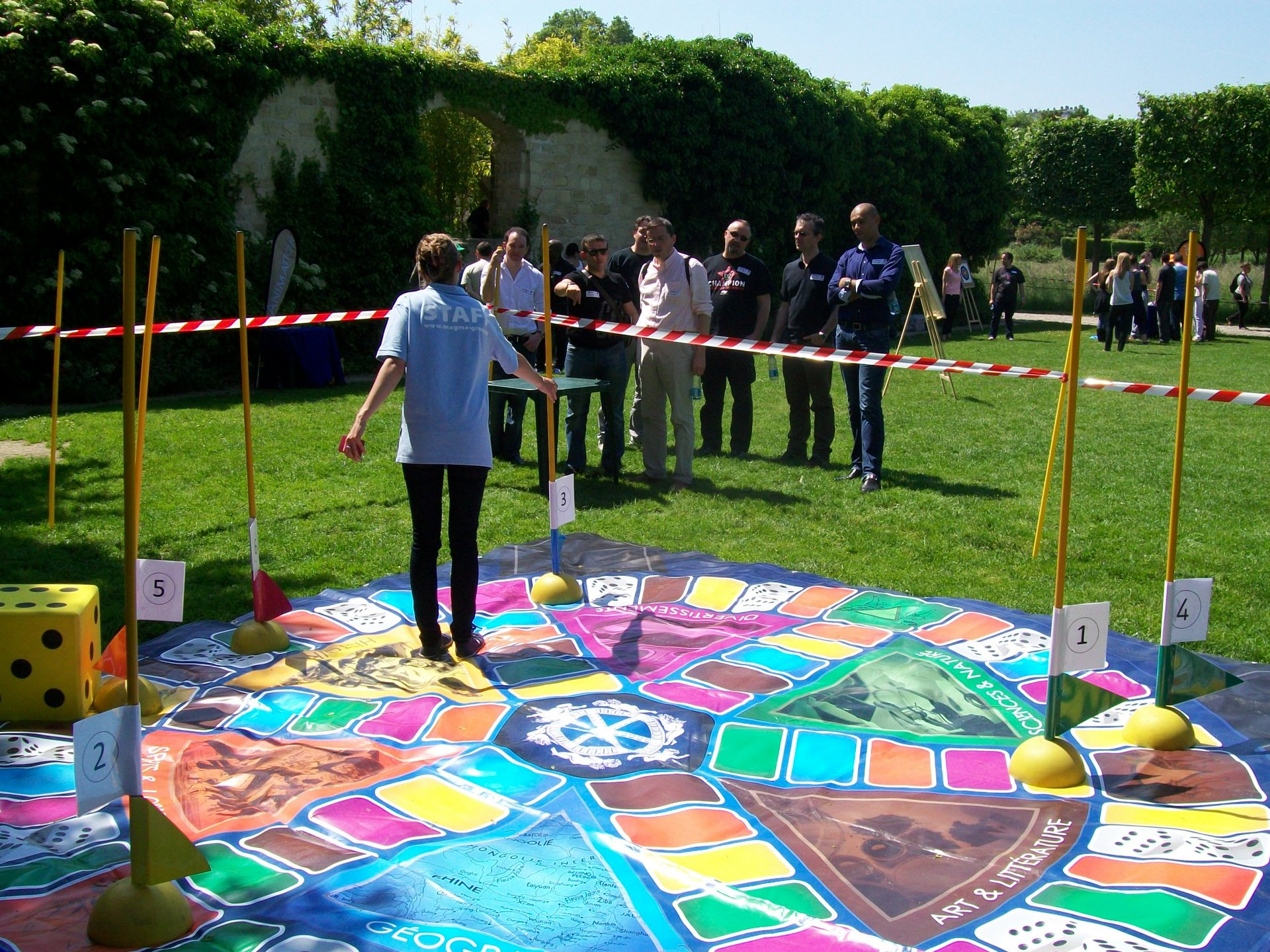 Experteam by Magma - Team Building