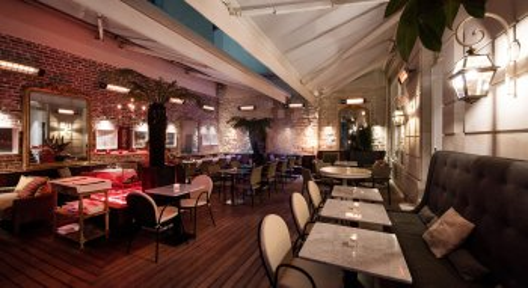 Restaurant Paris Le Patio Opéra