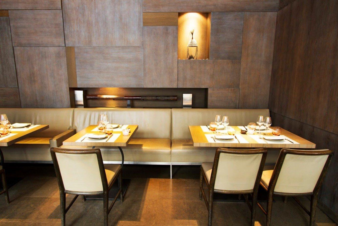 Repas entreprise dans un restaurant en vogue restaurant groupe Paris 8