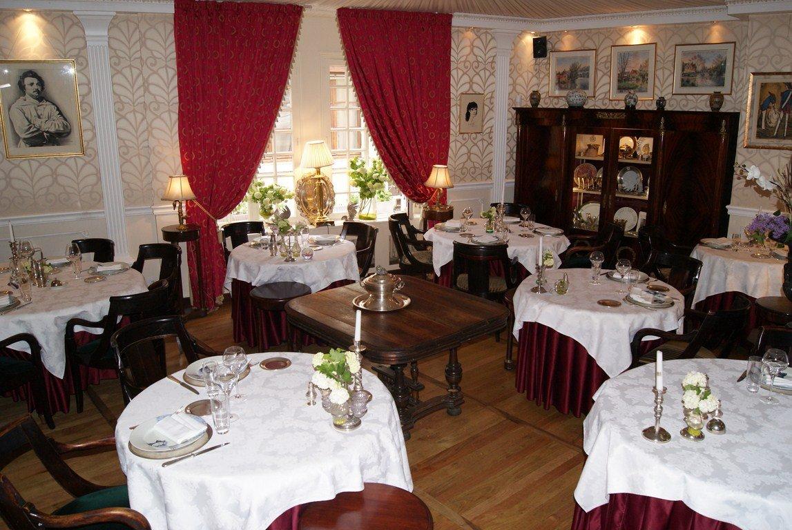 Restaurant Issoudin Auberge de la Cognette