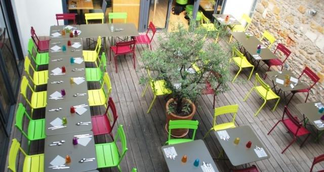 Votre repas d'entreprise dans un restaurant contemporain à Lyon restaurant groupe
