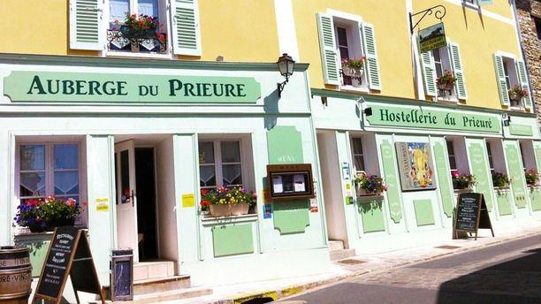 Auberge du Prieuré (95)****