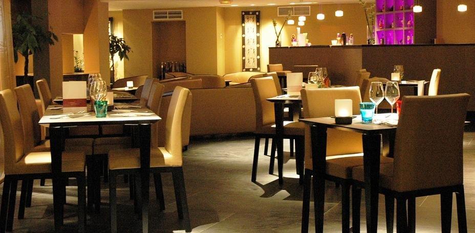Restaurant Cannes L'Akwaba, Eden Hôtel