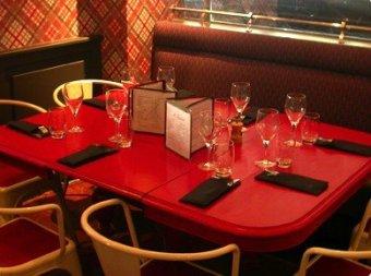 Repas entreprise dans une brasserie traditionnelle près de Montparnasse restaurant groupe Paris 15