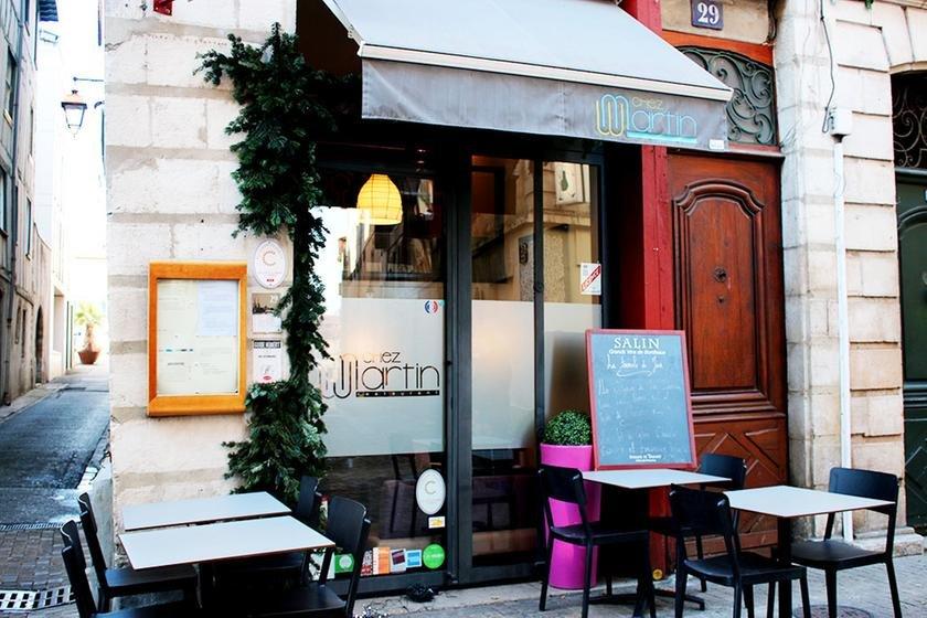 Restaurant Bayonne Chez Martin Découverte