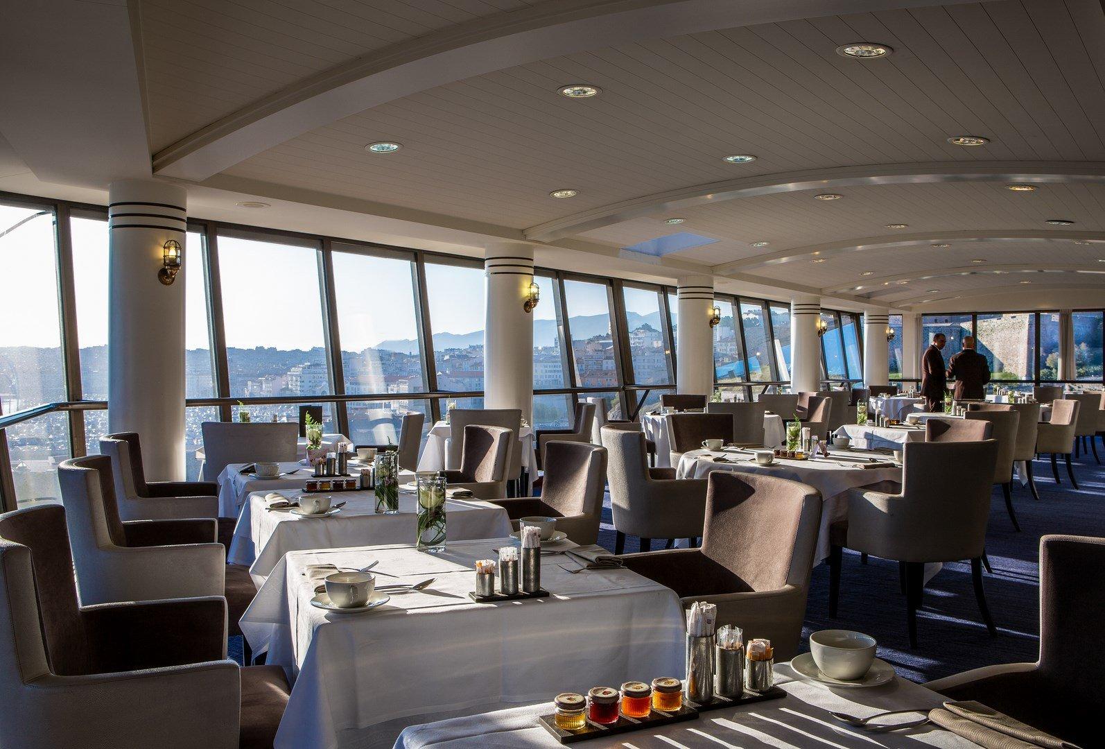 Restaurant Marseille Les Trois Forts, Sofitel Marseille