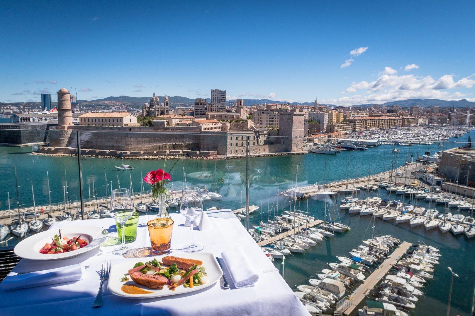 Les Trois Forts, Sofitel Marseille