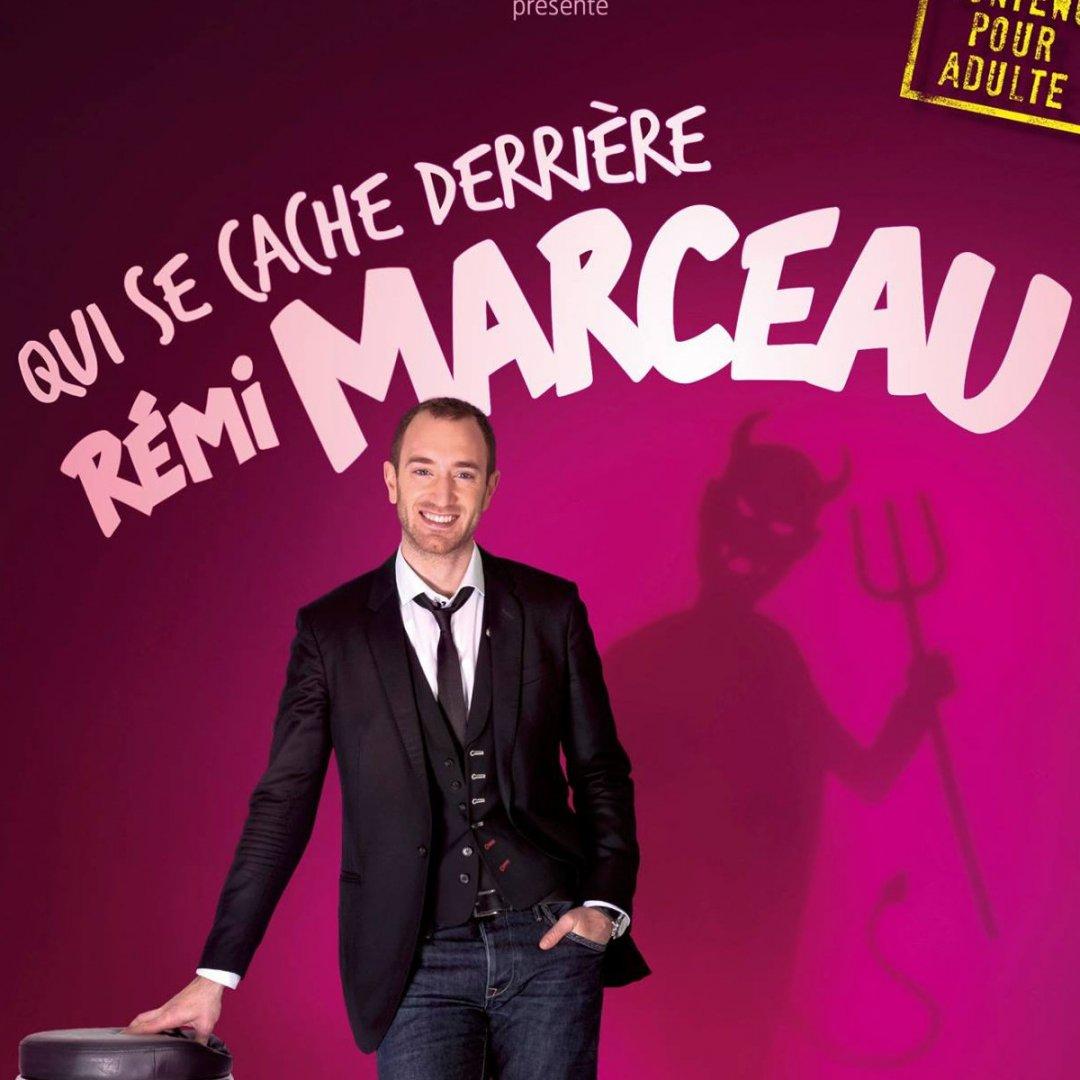 Rémi Marceau - Humoriste