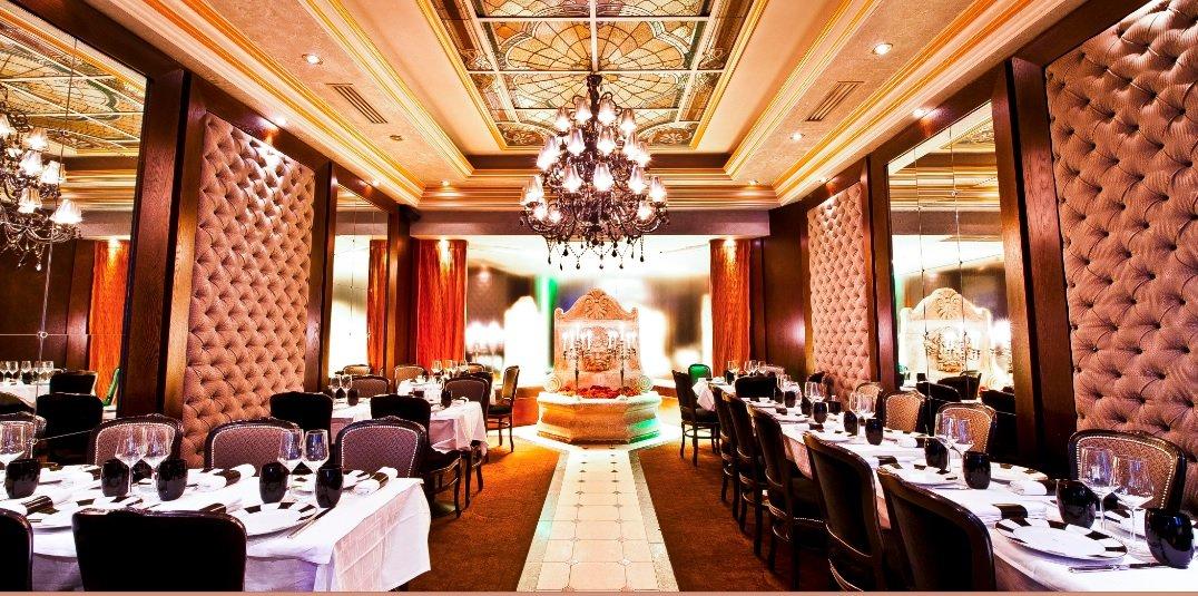 Repas entreprise dans un bistro contemporain et élégant près de la Porte Maillot restaurant groupe Paris 17