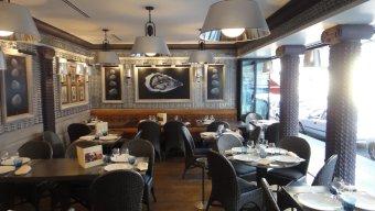 Repas entreprise dans un restaurant de spécialités de la mer près de Saint Michel restaurant groupe PARIS 5 75