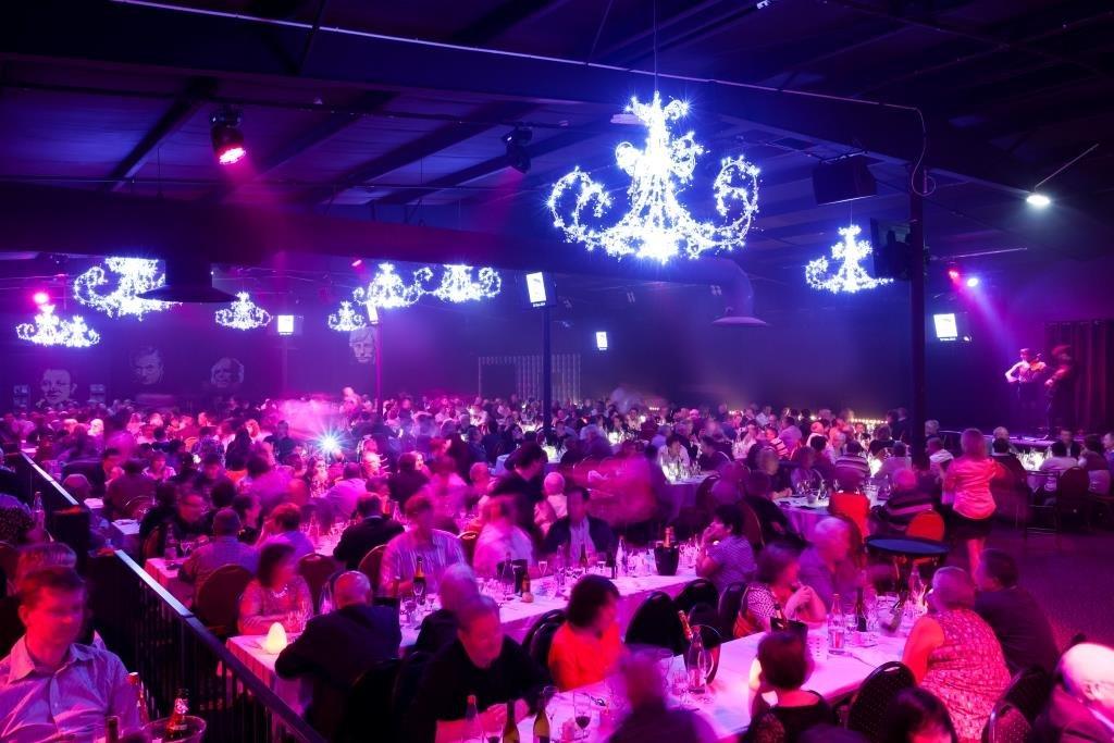Le Kabaret Champagne Menu Kankan VIP