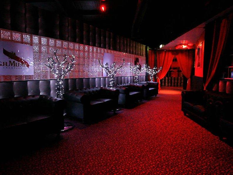 Le Kabaret Champagne Menu Kristal