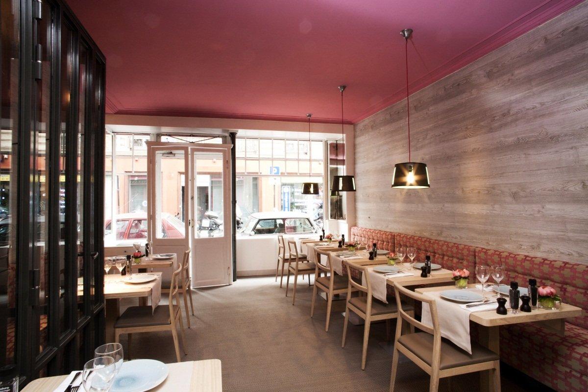 Repas d 39 entreprise dans un restaurant cosy pr s de saint lazare paris restaurant groupe paris - Restaurant saint lazare paris ...