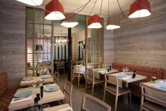 Repas d'entreprise dans un restaurant cosy près de Saint Lazare restaurant groupe