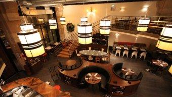 Repas d'entreprise dans un restaurant trendy près du quartier Montorgueil restaurant groupe