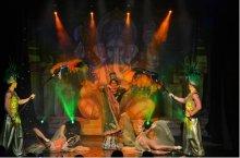 L'Odysséo Cabaret Menu Bora Bora - Vendredi soir