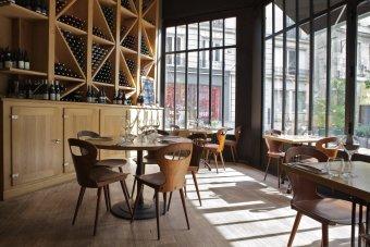 Repas entreprise dans un restaurant bistronomique au coeur du quartier des Halles restaurant groupe PARIS 1 75