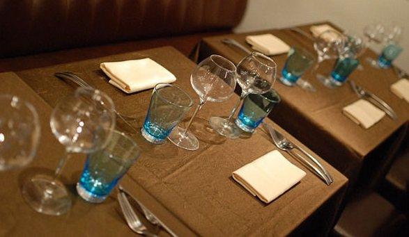 Repas d'entreprise dans restaurant contemporain du 14ème arrondissement restaurant groupe Paris 14