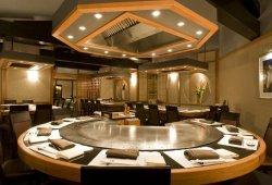 Repas d'entreprise dans la meilleure table japonaise de Paris restaurant groupe Paris 15