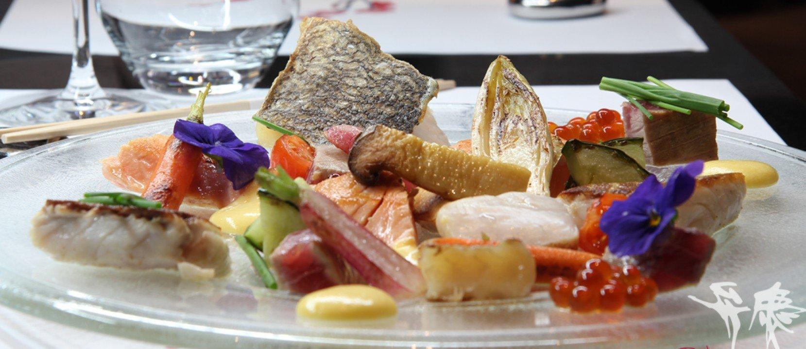 Restaurant Paris Benkay, Teppan Yaki