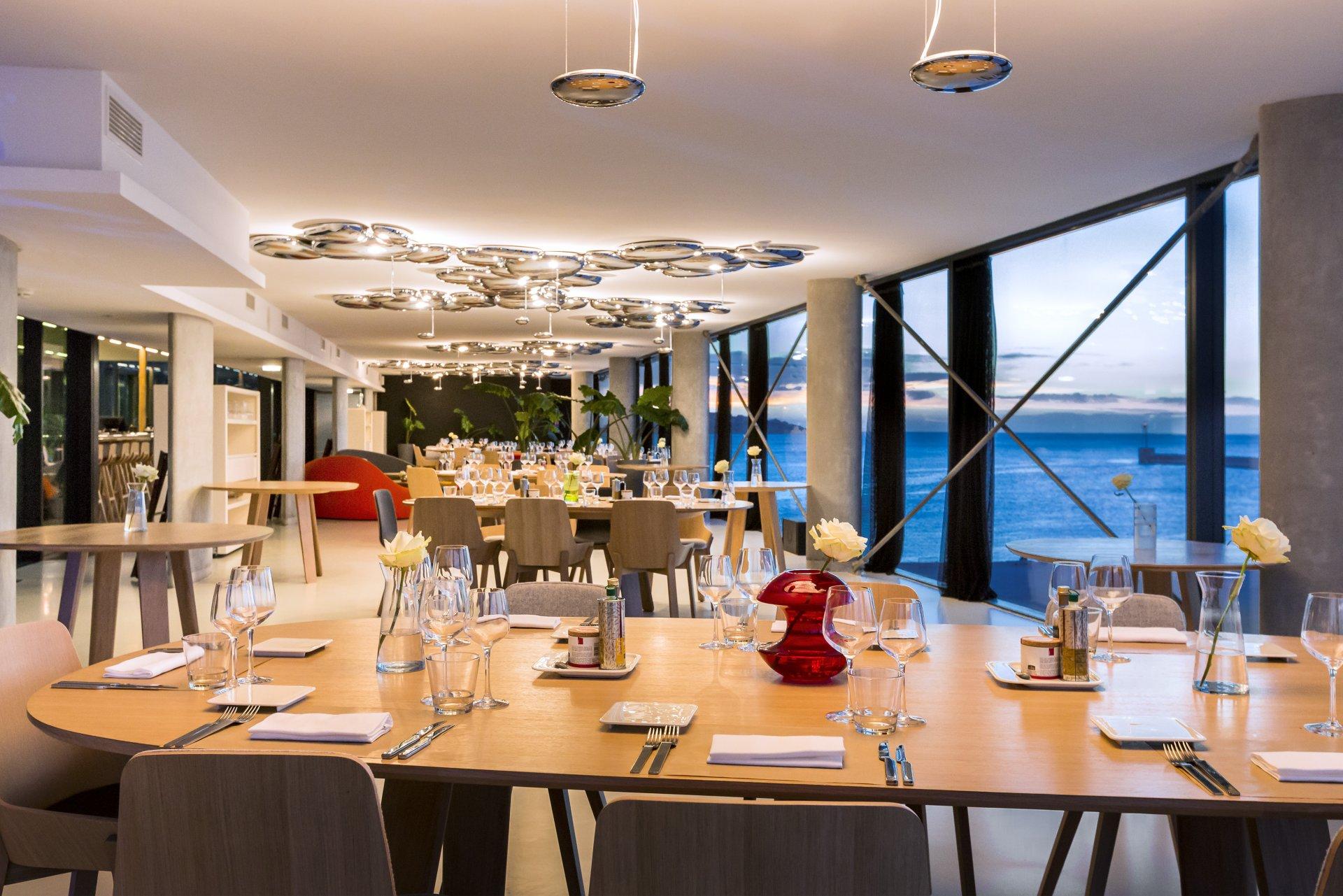La table le m le passedat marseille bouches du rh ne - Restaurant la table ronde marseille ...
