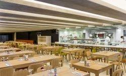 Restaurant Marseille La Table, Le Môle Passedat