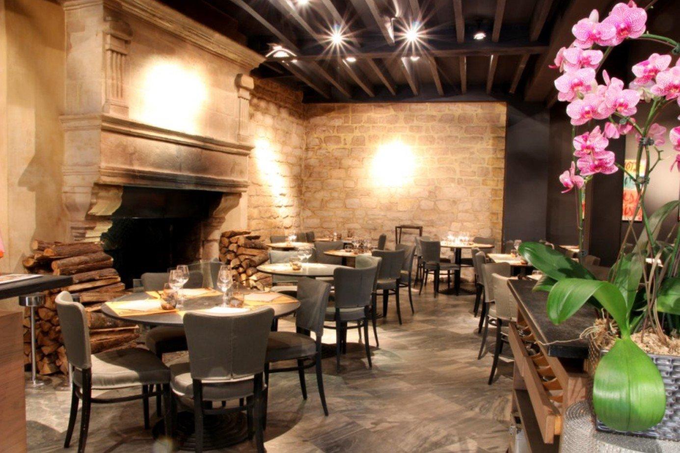 Repas entreprise dans un cadre privilégié restaurant groupe Paris 5