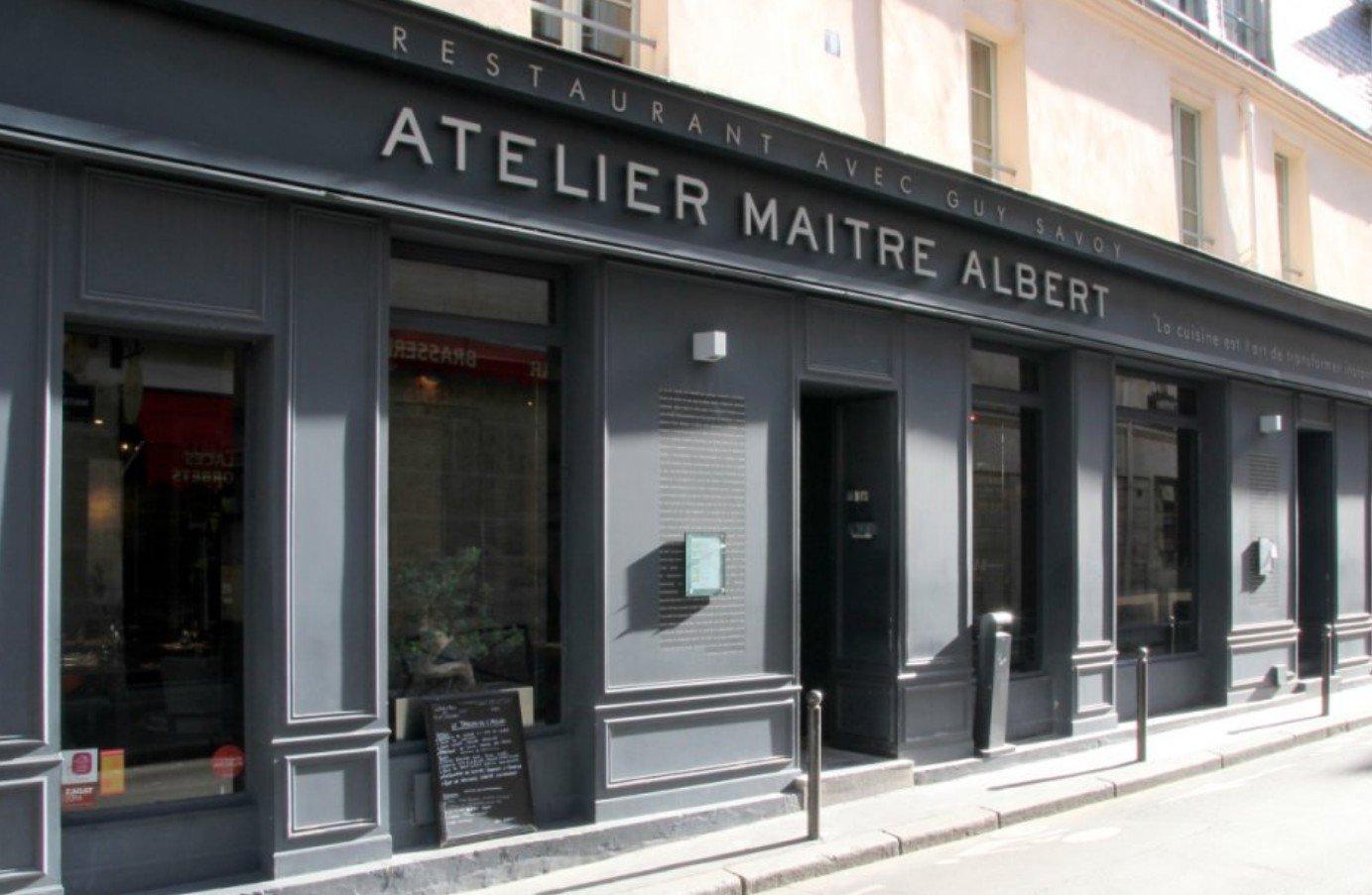 Atelier Maitre Albert Déjeuner
