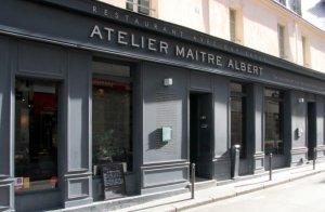 Restaurant Paris Atelier Maitre Albert Prestige