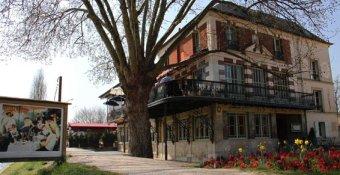 Privatisation d'un restaurant sur l'Ile des Impressionnistes restaurant groupe Chatou 78