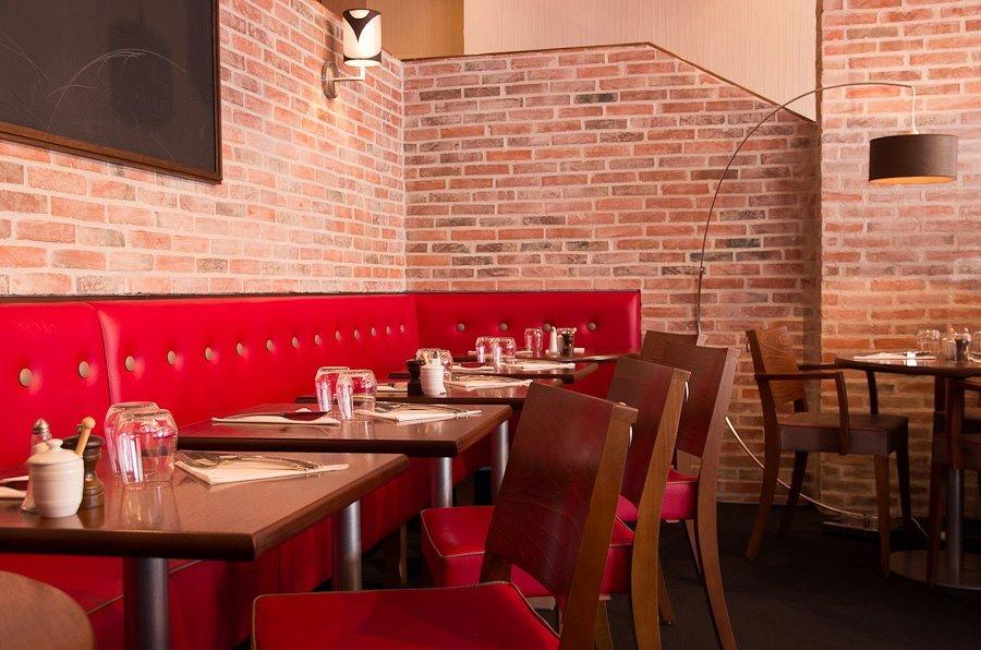 Repas d'entreprise dans une brasserie traditionnelle pr�s de Bercy restaurant groupe Paris 12