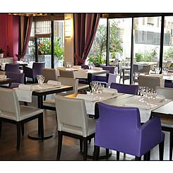 Repas entreprise dans un restaurant semi gastronomique à Saint Denis restaurant groupe