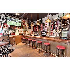 Repas entreprise dans un pub anglais - steakhouse dans le 9ème arrondissement restaurant groupe