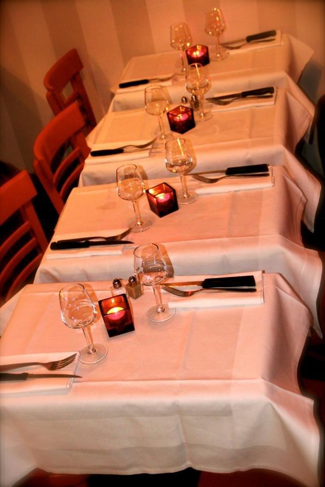 Repas d'entreprise dans une brasserie chaleureuse près de Nation restaurant groupe PARIS 11 75
