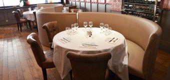 Repas d'entreprise dans un restaurant typé italien à Villejuif restaurant groupe Villejuif 94