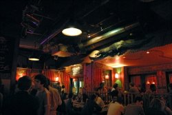 Soirée dansante dans un Pub Australien du 9ème arrondissement restaurant groupe PARIS 9 75