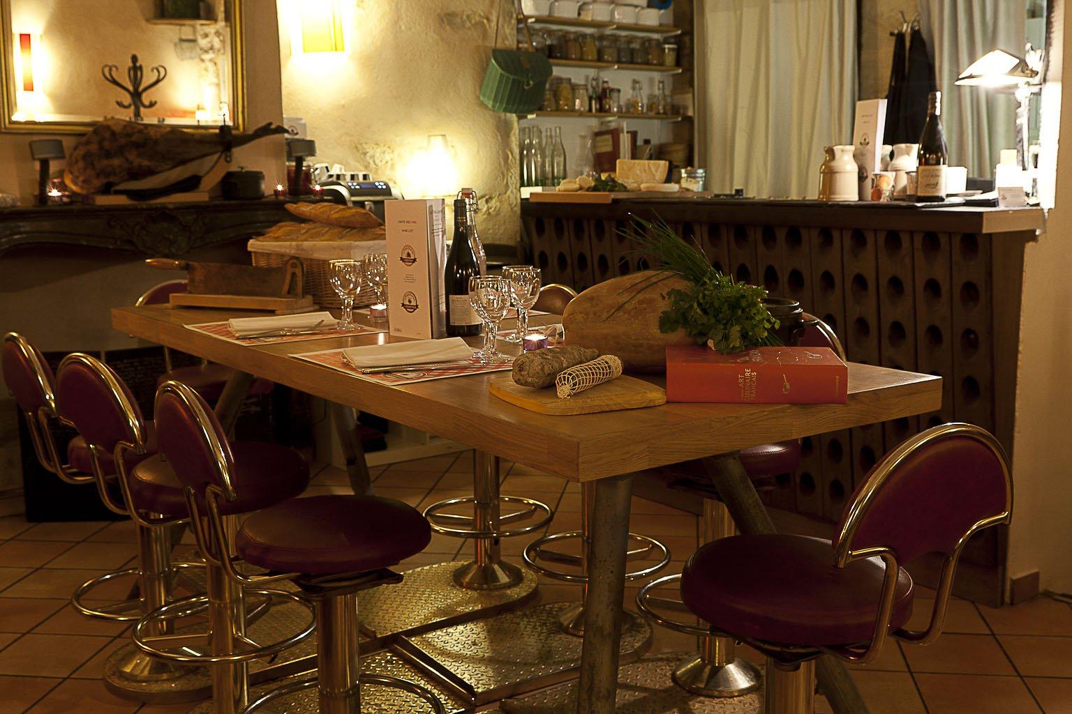 Restaurant Lyon Les Fines Gueules