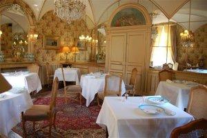 Restaurant Le Rheu Les Tourelles, Château d'Apigné
