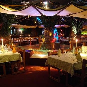 Repas entreprise dans un restaurant dansant à Lyon restaurant groupe Lyon 69