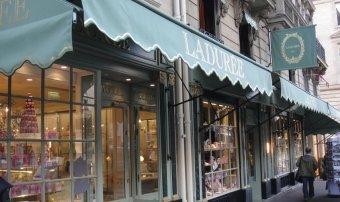 Privatisation d'une fameuse maison réputée pour ses Macarons restaurant groupe PARIS 8 75