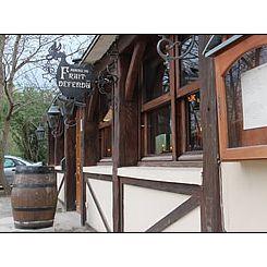 Repas entreprise dans une guinguette champêtre à Rueil-Malmaison restaurant groupe