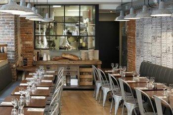 Restaurant Paris L'Atelier Ramey