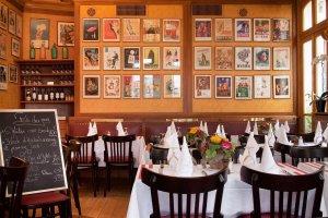 Restaurant Trouville-sur-Mer Le Central