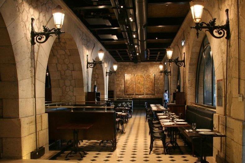 Faust, Le Restaurant