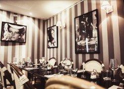 Privatisation d'une brasserie italienne haut de gamme du 16ème arrondissement restaurant groupe PARIS 16 75