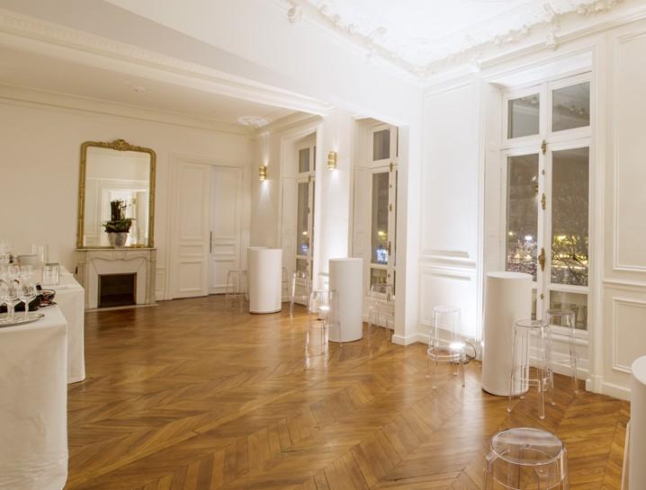 Journée d'étude dans un pavillon Haussmannien restaurant groupe PARIS 16 75