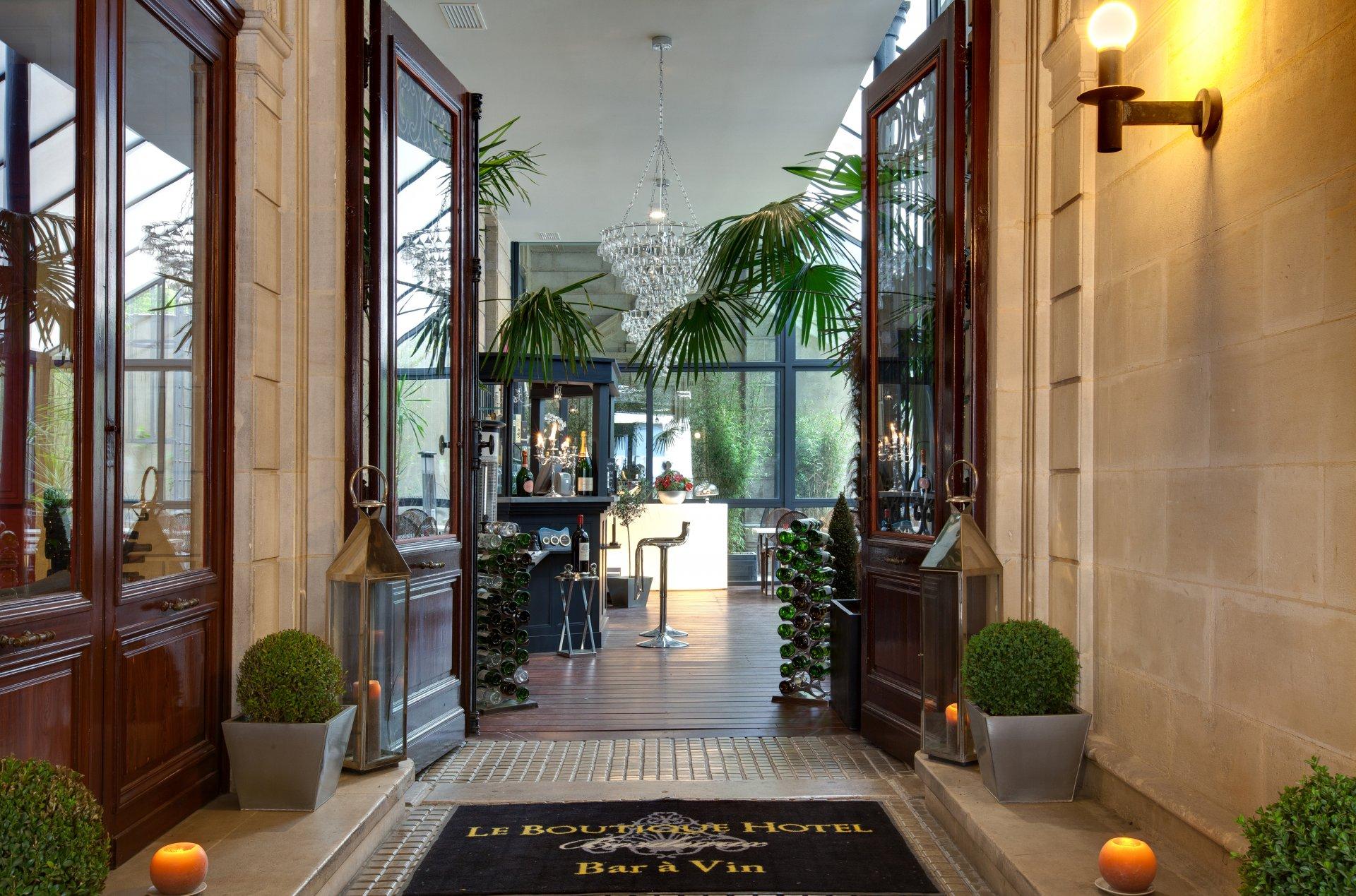 Le Boutique Hotel Bordeaux****