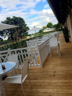 Privatisation d'un restaurant au vert à Rueil Malmaison restaurant groupe RUEIL MALMAISON 92