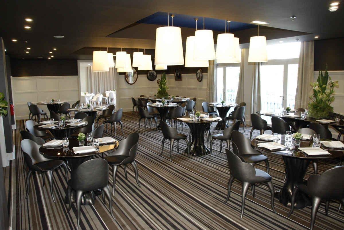 Restaurant Le Haras, Renaissance Paris Hippodrome de St Cloud Rueil ...